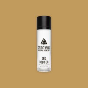 CBD HUDPLEJE – KROPSOLIE – (200 MG CBD) 100 ML